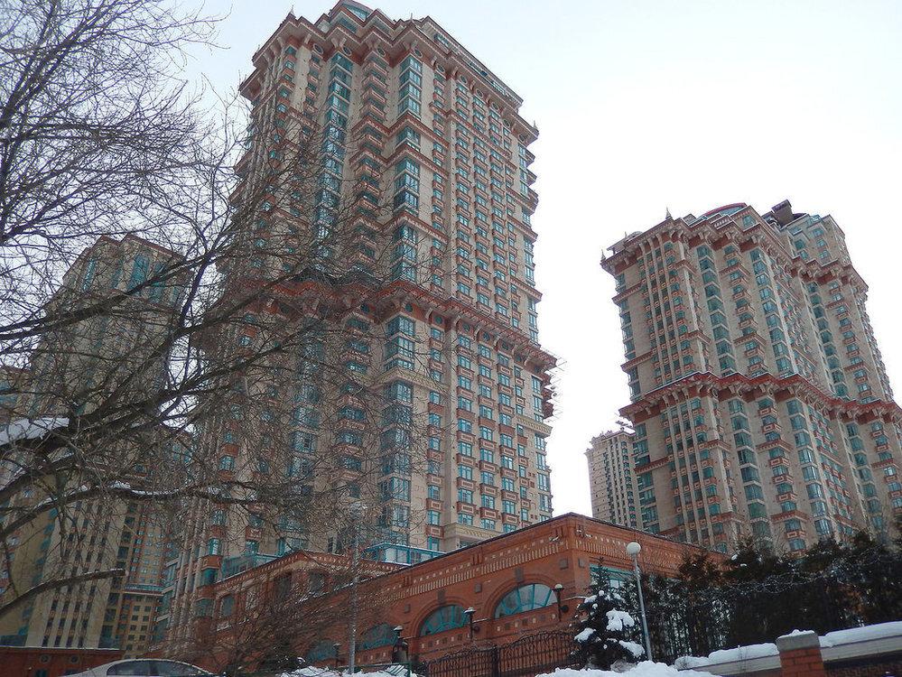 Продам 6-к квартиру, Москва г, Авиационная улица 79к1 - Фото 2