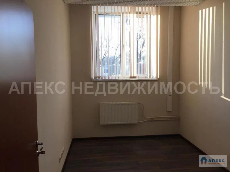 Аренда офиса 130 м2 м. Нагатинская в бизнес-центре класса В в Нагорный - Фото 2