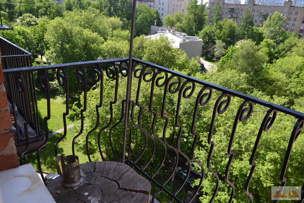 2-комн. квартира, 55,1 м2 Москва, ул. Пырьева, 4к1 - Фото 16