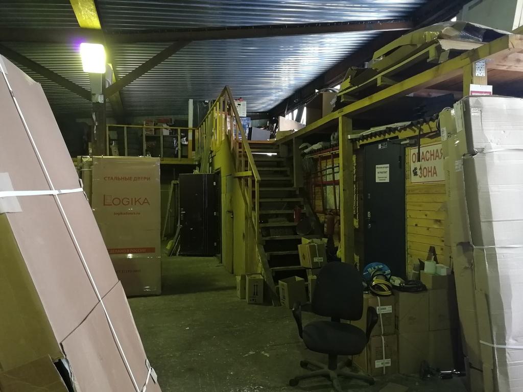 Аренда склада на КАД съезд на Косыгина - Фото 3