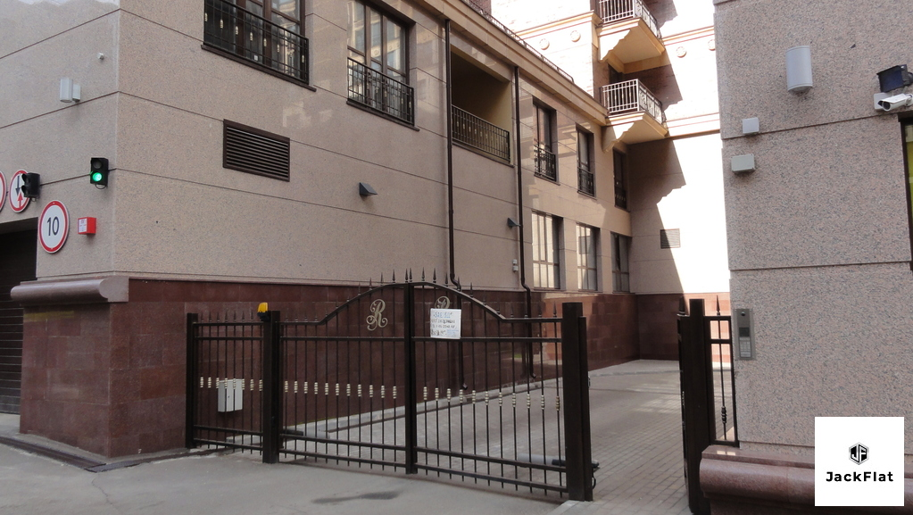 "ЖК ""Royal House on Yauza""- 4-х комн. кв-ра, 152 кв.м, 5 эт, 8 секция - Фото 12"