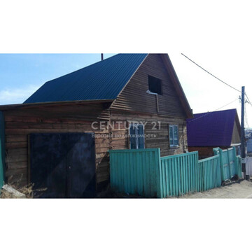 Дом в Сотниково, Купить дом в Улан-Удэ, ID объекта - 504616150 - Фото 1