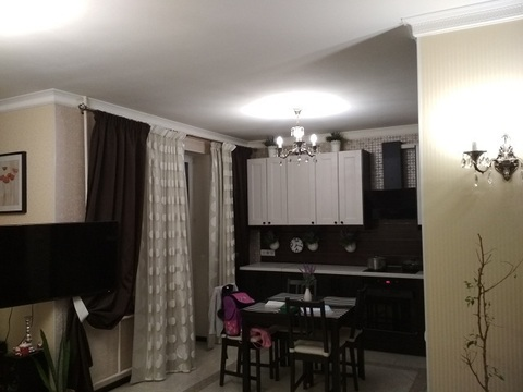 2-х комнатная Жуковский, Солнечная 7, 1 этаж, Купить квартиру в Жуковском, ID объекта - 325498858 - Фото 1