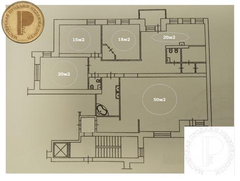 Крупногабаритная квартира Ады Лебедевой 109, Купить квартиру в Красноярске, ID объекта - 328638111 - Фото 12