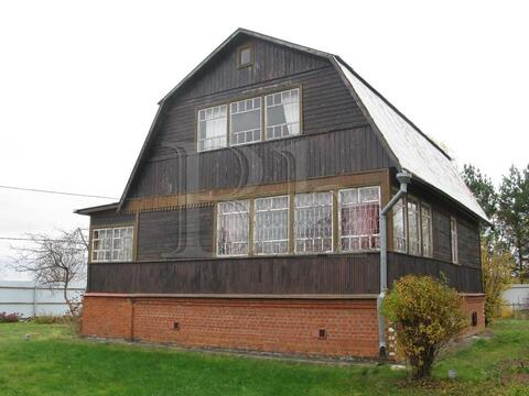Продам дом из бруса 200 м2, 29-й км от МКАД по Можайскому, .