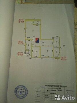 Дом 66 м на участке 6 сот.
