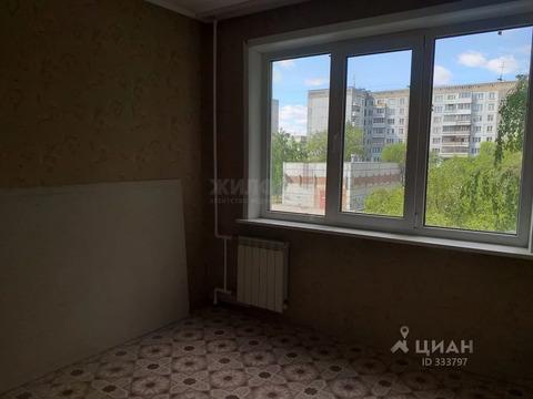 2-к кв. Новосибирская область, Новосибирск ул. Кропоткина, 130 (46.0 .