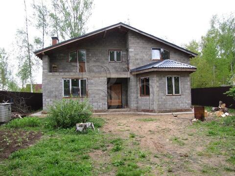 Продам дом 280 кв м на участке 7,5 соток по Ленинградскому шоссе в 20 .