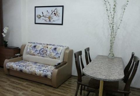 Квартира-студия с балконом на Анапской 19