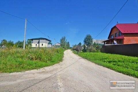 Участок 12сот с газом в Волоколамске (ИЖС), Купить земельный участок в Волоколамске, ID объекта - 202131591 - Фото 1