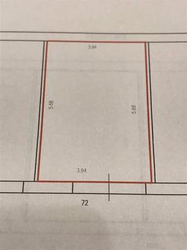 Продам: отдельный гараж, 22.4 м2