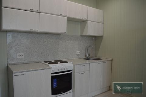 Сдается квартира-студия, Снять квартиру в Домодедово, ID объекта - 333981405 - Фото 1