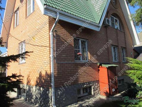 Каширское ш. 23 км от МКАД, Домодедово, Коттедж 250 кв. м