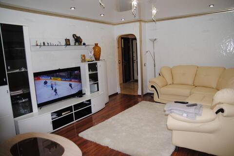 1-к квартира с новым качественным ремонтом в центре Сочи на ул .