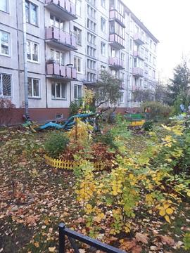 Продам евродвушку рядом с парком Победы, Купить квартиру в Санкт-Петербурге, ID объекта - 332579786 - Фото 15