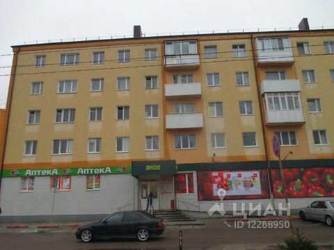 4-к кв. Калининградская область, Гурьевск Загородная ул, 1 (59.0 м)
