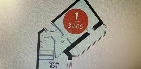 Продам 1-к квартиру, , Проектируемый проезд № 904