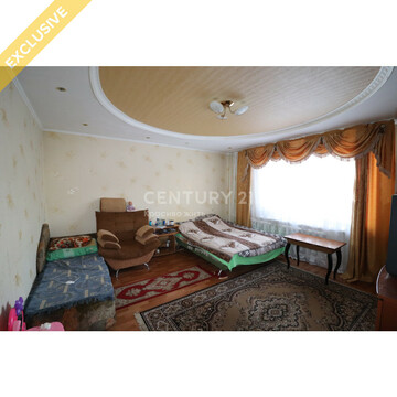 2 ком Попова 99, Купить квартиру в Барнауле, ID объекта - 333761642 - Фото 1