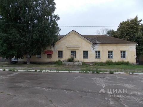 Производственное помещение в Самарская область, с. Шигоны пл. Ленина, .