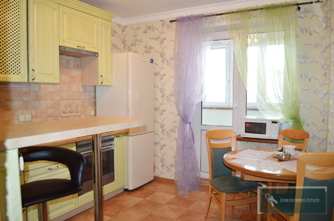 Сдается однокомнатная квартира, Снять квартиру в Домодедово, ID объекта - 333927787 - Фото 1