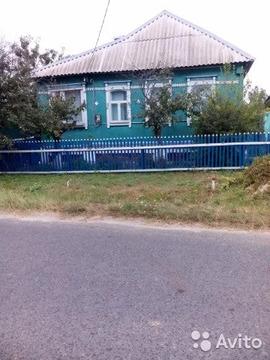 Дом 55 м на участке 20 сот., Купить дом в Курске, ID объекта - 505146002 - Фото 1