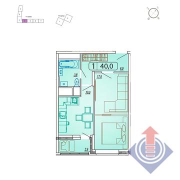 Продажа квартиры, Мытищи, Мытищинский район, Купить квартиру от застройщика в Мытищах, ID объекта - 328979307 - Фото 1