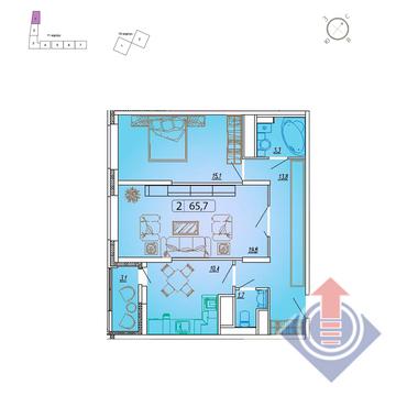Продажа квартиры, Мытищи, Мытищинский район, Купить квартиру от застройщика в Мытищах, ID объекта - 329046581 - Фото 1