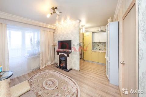 1-комнатные-к квартира, 35 м, 12/17 эт.