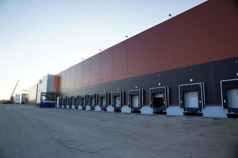 Новый складской комплекс класс А 5000 кв.м.