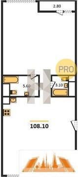 Продажа квартиры, Ул. Маломосковская, Купить квартиру в Москве, ID объекта - 333277310 - Фото 1