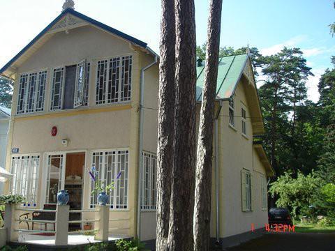 980 000 €, Продажа дома, Bulduru prospekts, Купить дом Юрмала, Латвия, ID объекта - 501858799 - Фото 1