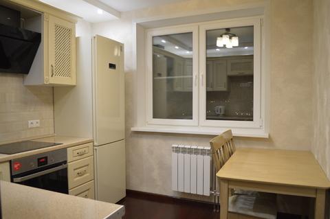 Сдается трех комнатная квартира, Снять квартиру в Домодедово, ID объекта - 329362946 - Фото 1