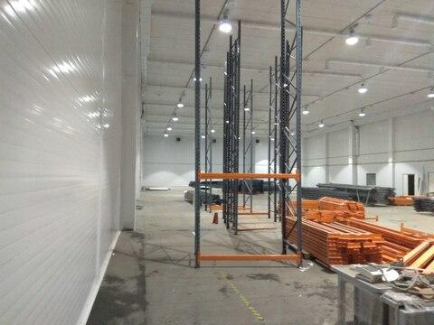 Отапливаемый склад 3000 кв.м