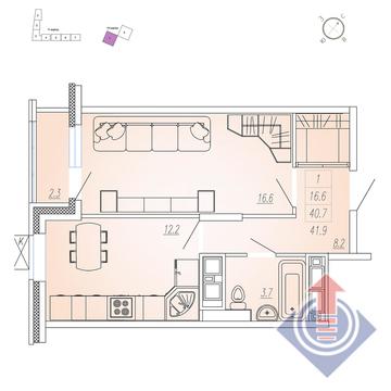 Продажа квартиры, Мытищи, Мытищинский район, Купить квартиру от застройщика в Мытищах, ID объекта - 328979089 - Фото 1