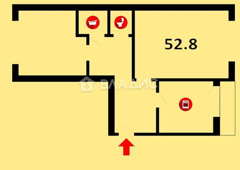 Собинский р-он, Лакинск г, Лермонтова ул, д.41, 2-комнатная квартира .
