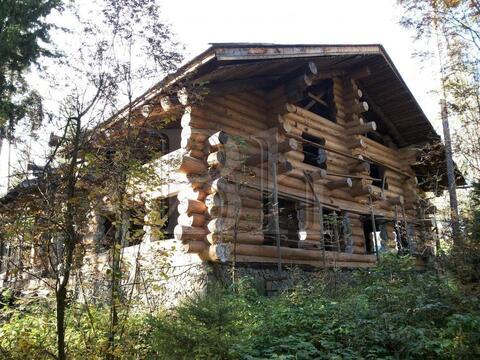 Продается дом 1300 кв. м. для творческих людей в окружении вековых ., Купить дом Загорянский, Щелковский район, ID объекта - 503657977 - Фото 1