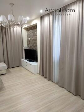 Продается евродвушка с дизайнерским ремонтом!, Купить квартиру в Ивантеевке, ID объекта - 333648647 - Фото 17