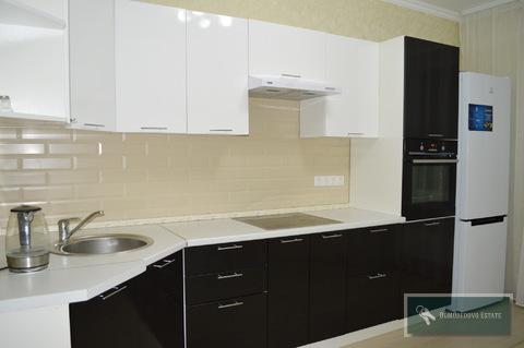 Сдается двухкомнатная квартира, Снять квартиру в Домодедово, ID объекта - 333753476 - Фото 1