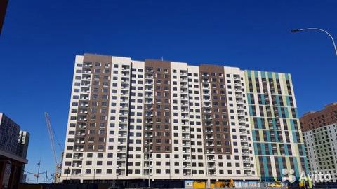 5 302 808 Руб., 1-к квартира, 39.6 м, 2/17 эт., Купить квартиру от застройщика в Москве, ID объекта - 337811669 - Фото 1
