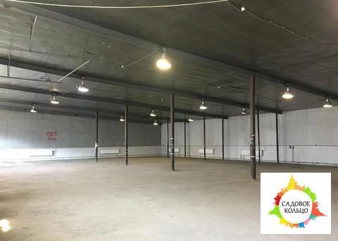 Сдается в аренду отапливаемое складское помещение общей площадью 1000