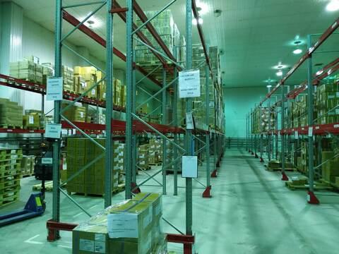 Аптечный склад 1007 кв.м, полностью под лицензию, Аренда склада в Подольске, ID объекта - 900663560 - Фото 5