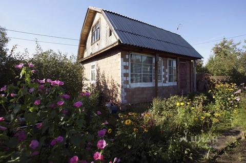 Дом в Омская область, Омск Сибирский садовод-2 садовое товарищество, .
