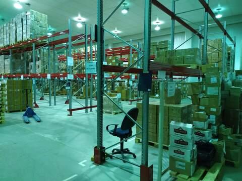 Аптечный склад 1007 кв.м, полностью под лицензию, Аренда склада в Подольске, ID объекта - 900663560 - Фото 2