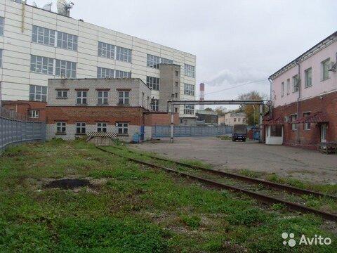 Продам производственную базу 1400 кв.м, ж/д