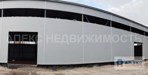 Аренда помещения пл. 2800 м2 под склад, Балашиха Горьковское шоссе в .