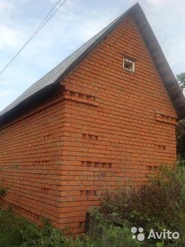Дача 20 м на участке 7 сот., Купить дом в Туле, ID объекта - 505286581 - Фото 1