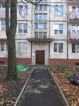 Продам евродвушку рядом с парком Победы, Купить квартиру в Санкт-Петербурге, ID объекта - 332579786 - Фото 14