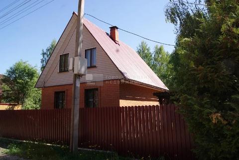 Дом 110 кв.м, Участок 7 сот. , Новорижское ш, 16 км. от МКАД.