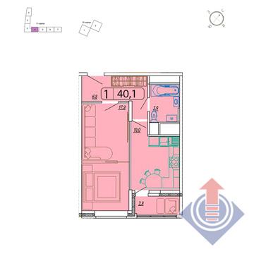 Продажа квартиры, Мытищи, Мытищинский район, Купить квартиру от застройщика в Мытищах, ID объекта - 328979276 - Фото 1