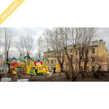 Обводного канала наб, 51, 3 эт, 2 к.кв. 49 м, Купить квартиру в Санкт-Петербурге, ID объекта - 318482731 - Фото 3